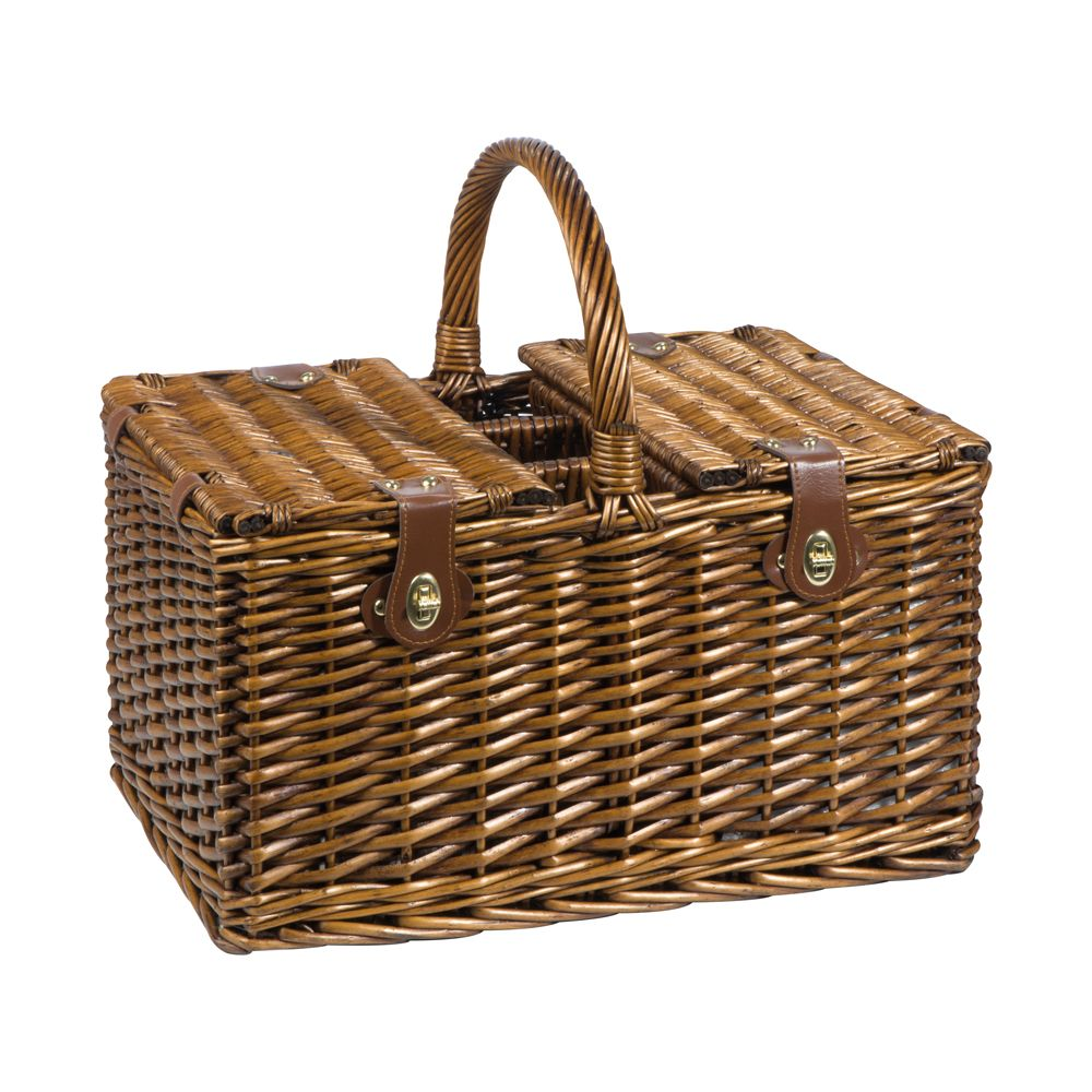 4 Person Picnic Basket Uk : Person picnic basket