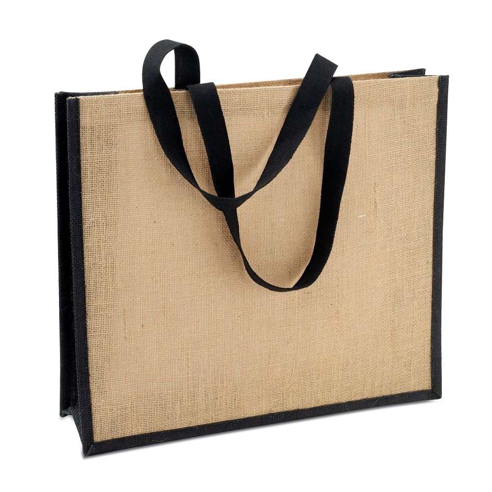 jute shopping bag. Black Bedroom Furniture Sets. Home Design Ideas
