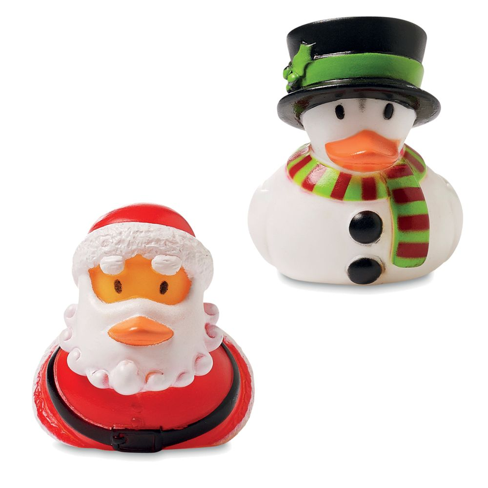 Christmas Rubber Duck